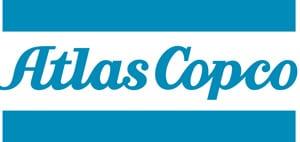 Atlas Copco Canada Logo (CNW Group/Atlas Copco Canada)